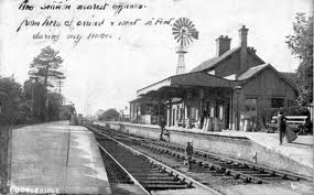 Hamsey Parish Cooksbridge Station Partnership